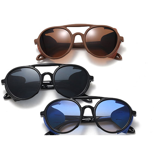 Steampunk Vintage Sports Sunglasses Women Men driving Sun Glasses 2019