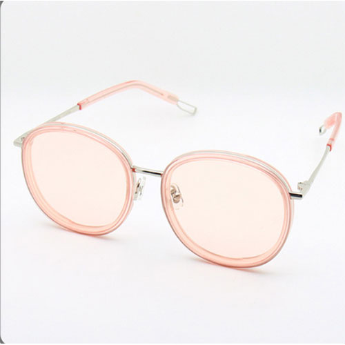 High Quality Retro Sun Glasses Wholesale Women Custom Small Round