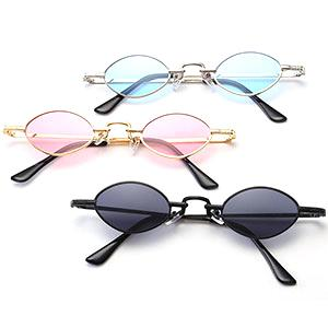 2019 Shades Retro Wholesale Fashionable Round Vintage Sunglasses
