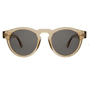 Italy acetate sunglasses for brand in havana color
