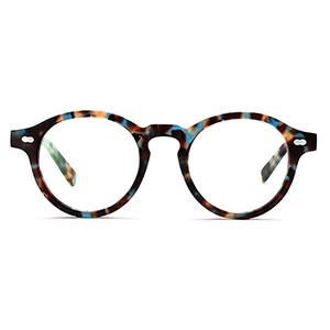 Blue light blocking glasses optical frames Italy