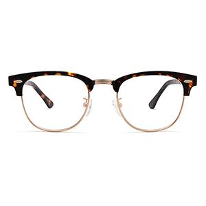 Rayban designs  combination blue light frames  glasses