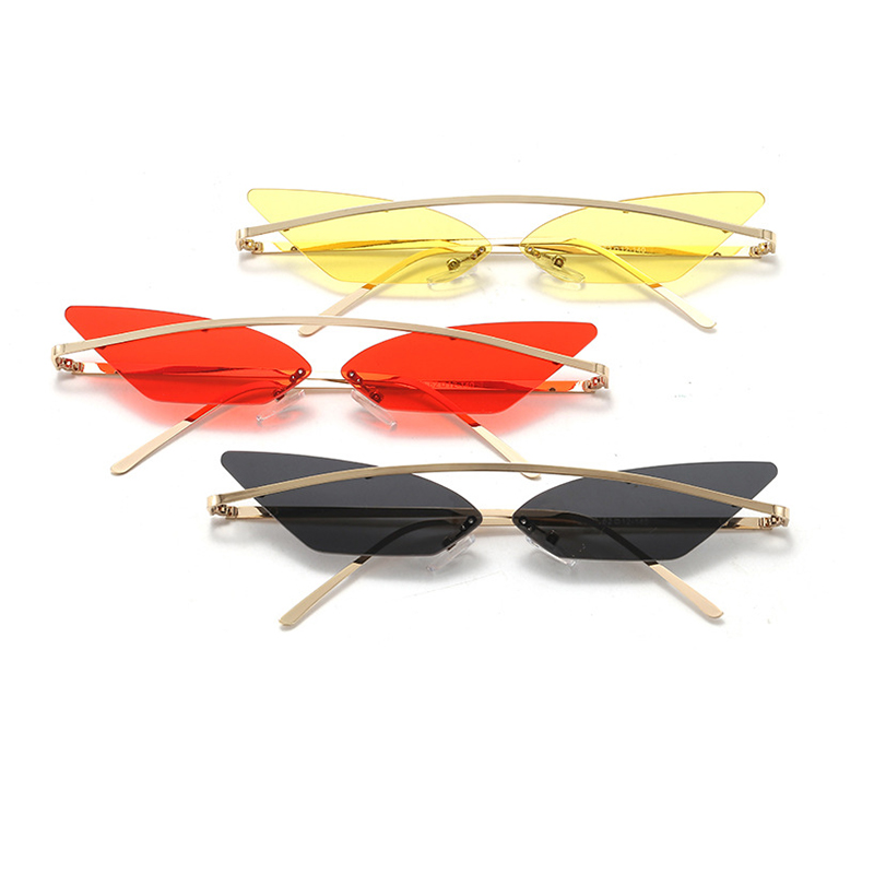 Amazon fashion metal cateye sunglasses