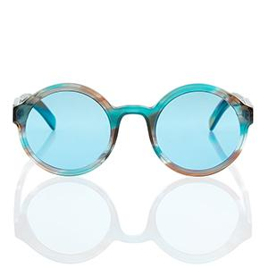 Handmade  acetate color sunglasses cat3 protection